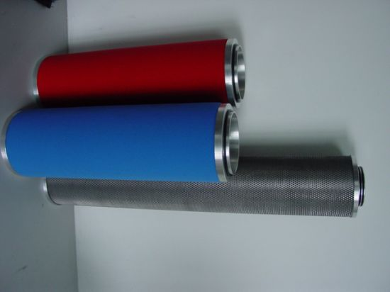 Pressure High Flow Stainless Steel China H Serious Compressed Air Filters pictures & photos