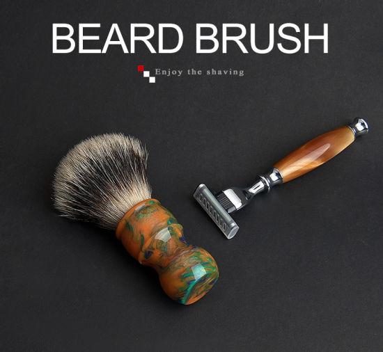 Badger Brush for Shaving and Shaving Brushes for Men