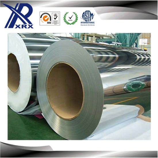 ASTM A554 Standard Cold Rolled SUS430 Stainless Steel Coil pictures & photos