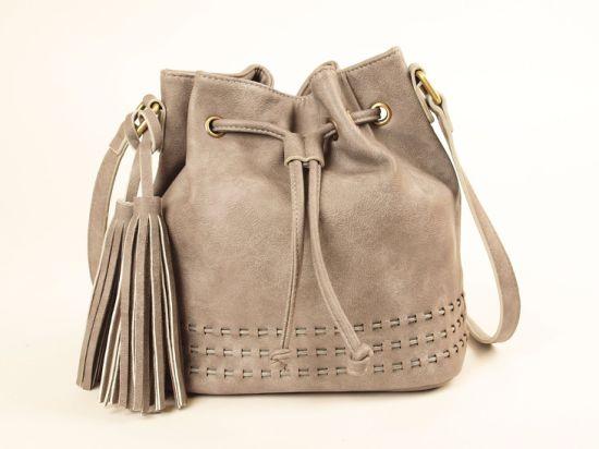 0ae296980b86 China Antique Lady Fashion Bucket Bag with Tassel - China Handbags ...