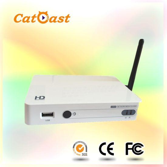 China Turkish Channels IPTV Box (HP609D) - China Turkish