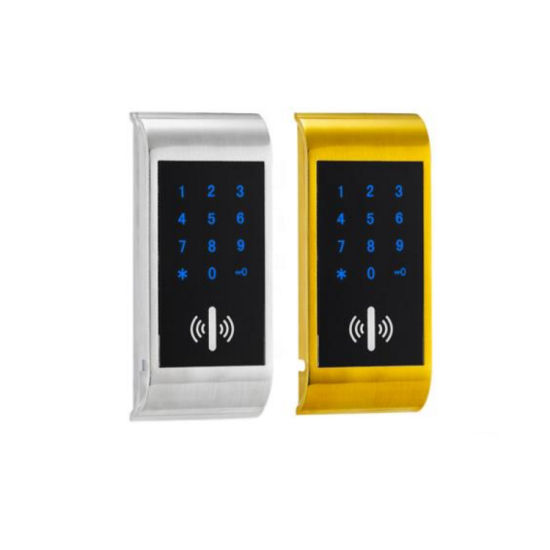 Cl-10 High Quality Electronic Hidden RFID Card Cabinet Lock for Lockers