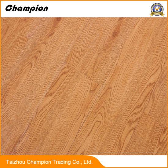 China Hot Sell Pecan Wood Grain Flooring Pvc Vinyl Flooring