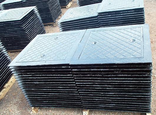 Cast Iron Manhole Covers 40X40