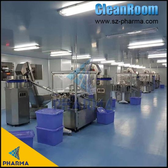Portable/Mobile Cleanrooms Laboratories