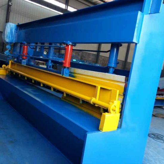 6m Hydraulic Bending Machine for Sale pictures & photos