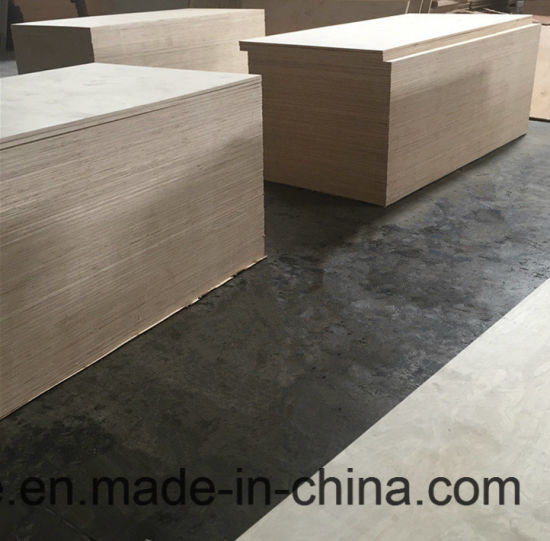 Middle East Market Okoume Faced Plywood for High-Grade Furniture pictures & photos