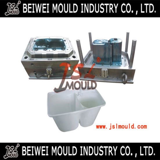 OEM Custom Injection Twin Tub Washing Machine Plastic Part Mould pictures & photos