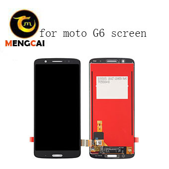 Wholesale High Quality Mobile Phone Screen for Motorola G3/G4/G4plus/G4play/G5/G6