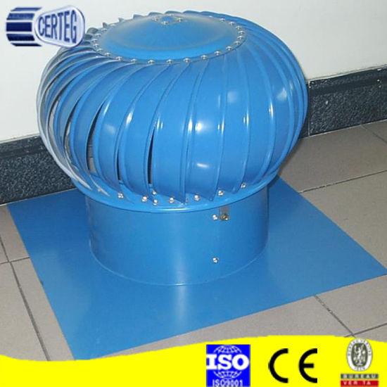stinless steel rotary chimney cowl 150mm