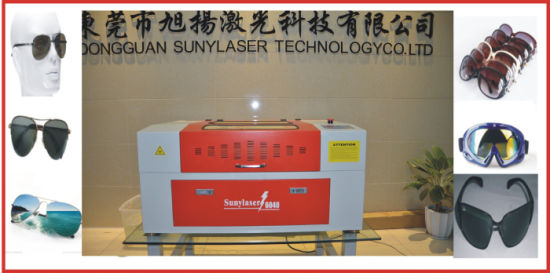 China Good Price Mini-6040 Desktop Laser Cutter with Linear