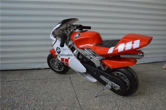Cheapest 49cc Pocket Bike (ET-PR204) , Children Mini Moto Bike, Hot! 49cc Mini Motorcycle pictures & photos