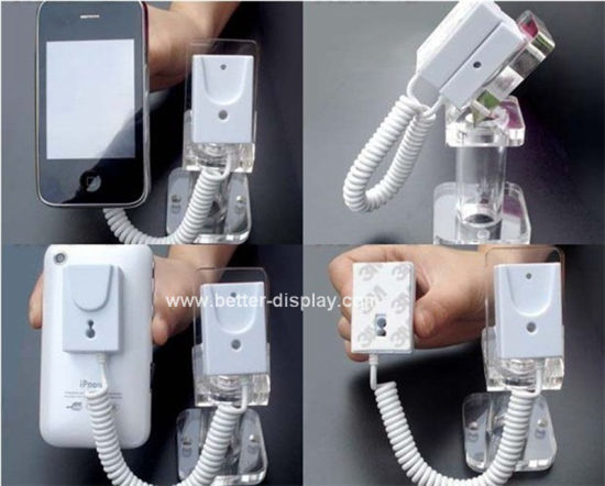 Acrylic Anti-Theft Holder for Tablet and Phone