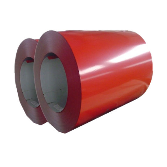 Roofing Materials PPGI Prepainted Color Coated Galvanized Steel Coil