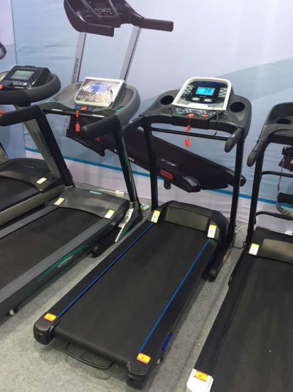 2015 Cheap DC Home Treadmill with Auto Incline pictures & photos