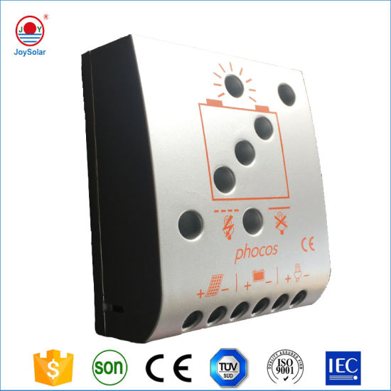 Germany Quality Phocos Brand 12/24V Auto Cml10 Solar Charge Controller for Solar System