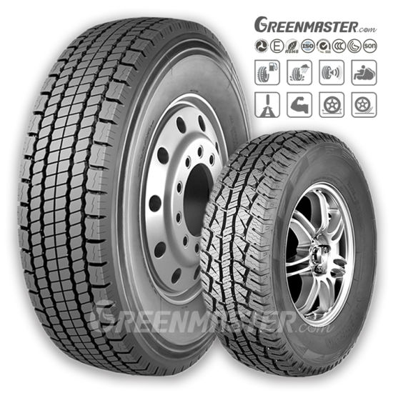 "12""-30"" Inch Factory Wholesale DOT/ECE/EU-Label/ISO Radial Semi-Steel Passenger Car Tire SUV PCR Tyre Light Truck Bus Tyres"