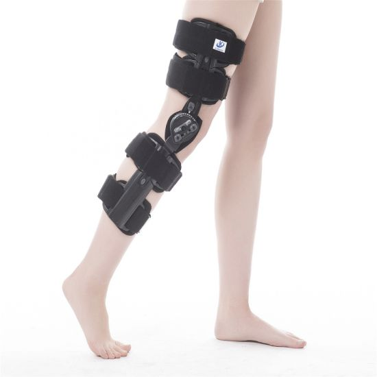 China Manufacturing Adjustable Knee Brace Adjustable