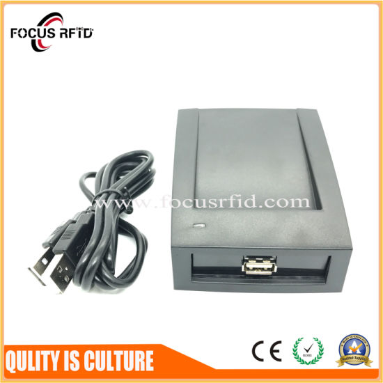 13.56MHz RFID Smart Card Reader for Access Control