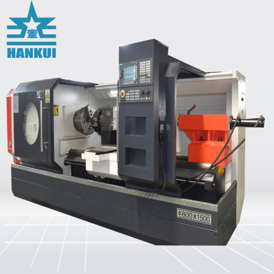 Ck61125 China Professional High Quality CNC Lathe with Milling Function