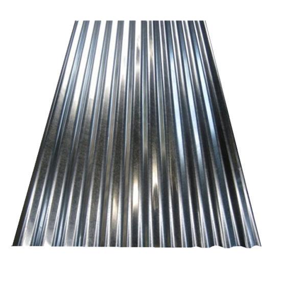 SGCC G90 Zinc Coated Galvanized Corrugated Metal Steel Sheet