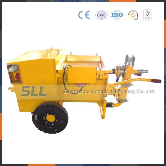 Strong Hard Body Good Manufacturer of Mortar Mud Pump Machine pictures & photos
