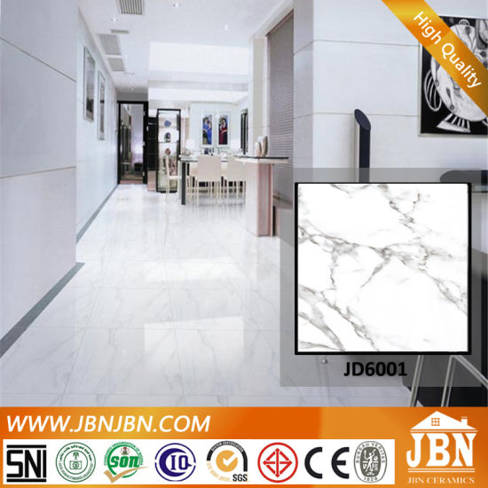 Matte Surface Glazed Finished Floor Tile/Snow White Tiles