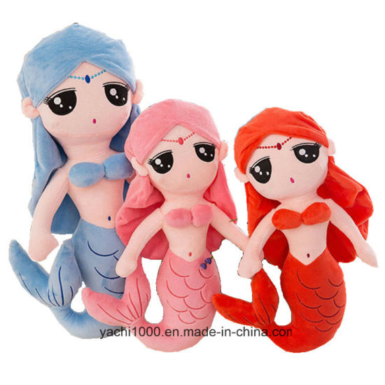 Custom Plush Stuffed Cute Doll