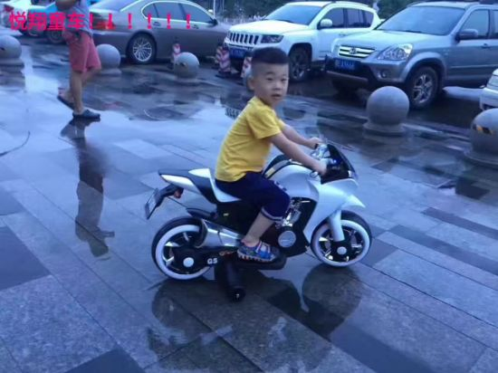 Battery Powered Motorcycle, Electric Bike, Toy Bike pictures & photos