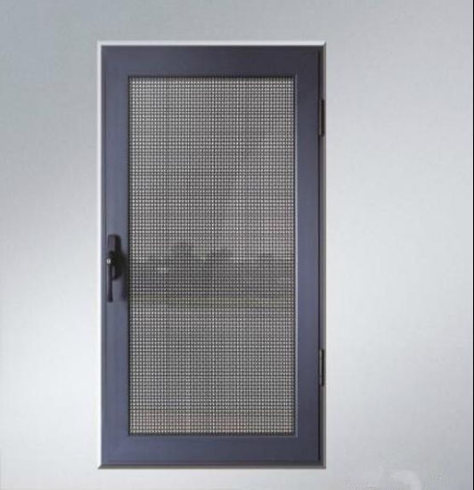 Wholesale Powder Coated Stainless Steel Security Window Screen Mesh pictures & photos