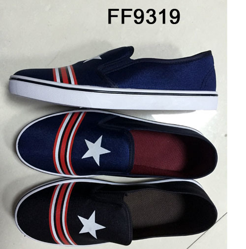 Latest Men Jeans Causal Shoes Leisure Shoes Canvas Shoes (PY9320) pictures & photos