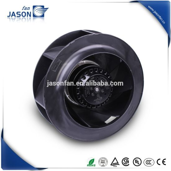 Centrifugal Fans with Backward Curved Impeller 225mm