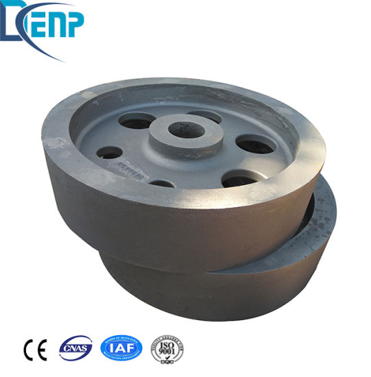 High Quality Jaw Crusher Fly Wheel pictures & photos
