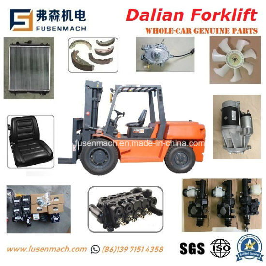 Genuine Dalian Forklift Spare Parts Wholesale Price for All Models