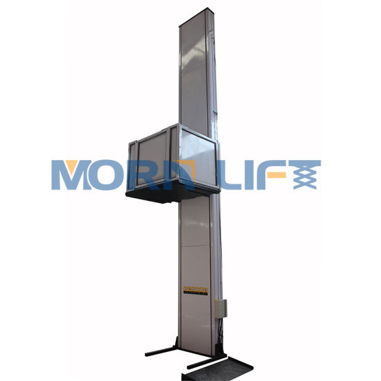 Home Access Vertical Hydraulic Wheelchair Lift Platform