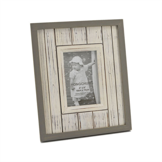 Imagechef Photo Frames for Wooden Craft pictures & photos