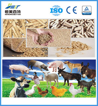 The Cheapest Price Duck Food Pellet Making Machine pictures & photos
