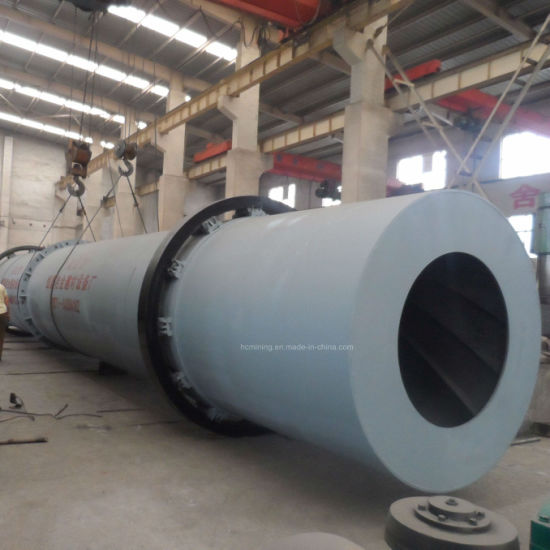 Ce Certificate Garnet Sand Dryer Sludge Drying Machine pictures & photos