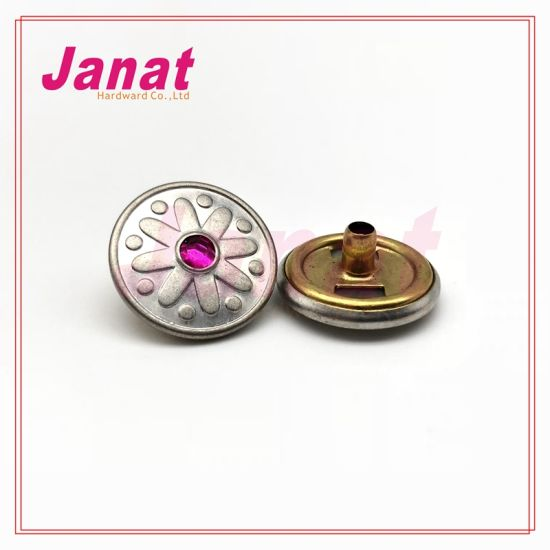 Snap Fastener Designer Coat Buttons Cheap Metal Snap Button