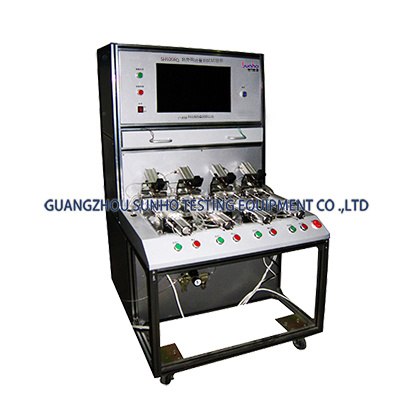 Electronic Automatic Universal Lab Measuring Bypass Valve Flow Test/Testing  Machine