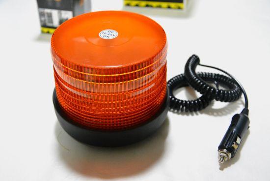 SMD LED 12V-48V Flash Revolving Beacon Light for Trucks