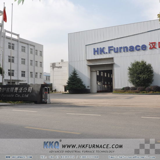 China Tilting Crucible Melting Aluminum Furnace with Electric