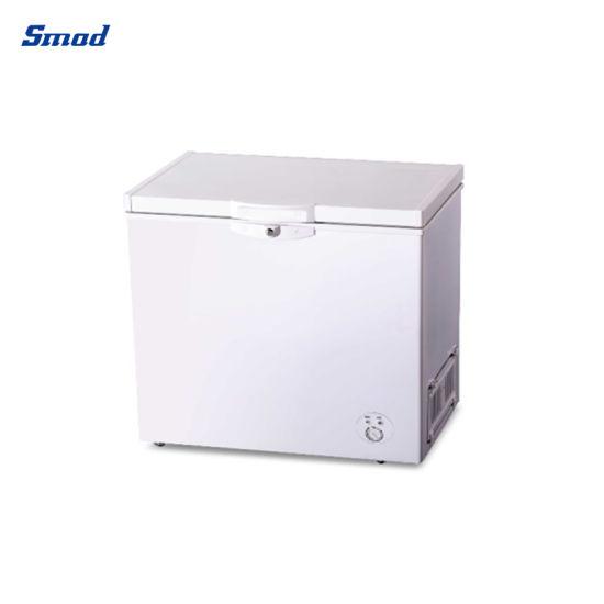 100--200L Top Open Single Solid Door Chest Freezer