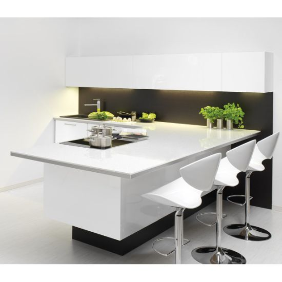China Factory Custom L Shaped Modular Different Modern Kitchen Designs