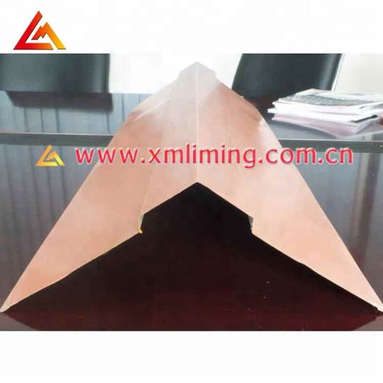 Xiamen Liming Metal Roof Ridge Roll Forming Machine