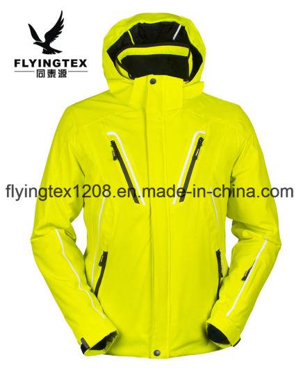 Men's High Quality Visible New Ski Jacket