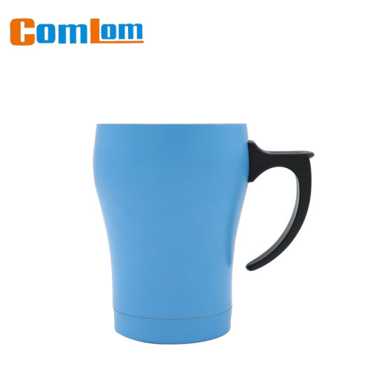 82ab7d16ab3 CL1C-M76 Comlom 10oz Double Wall Thermal Coffee Mug pictures & photos