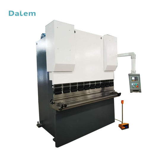 High Quality CNC Hydraulic Electrical Press Brake Machine with E21 Controller
