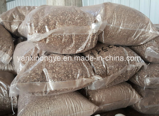 Organic Fertilizer Soilless Matrix Golden and Silvery Expaned Vermiculite pictures & photos