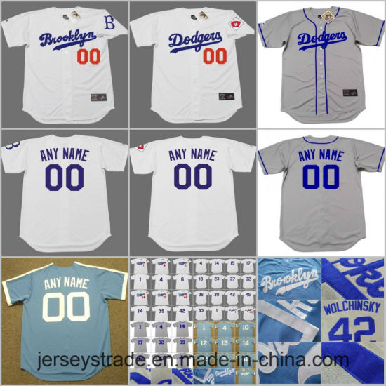 ed8bd087c China Gil Hodges Sandy Koufax Jackie Robinson Brooklyn Dodgers ...